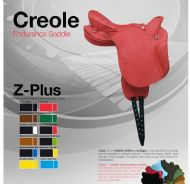 Zaldi Creole endurance saddle